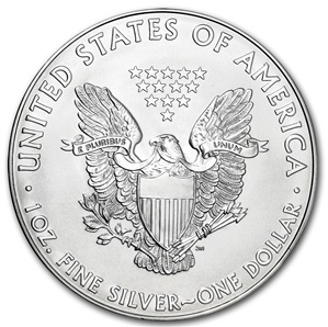 american eagle argento