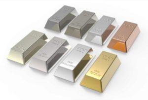 Investire nei metalli preziosi